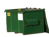 Green Dumpster-small